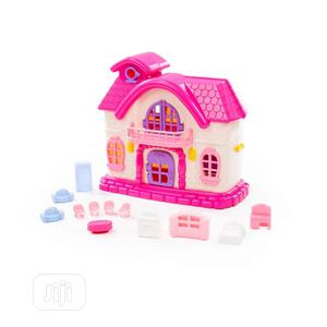Fairy Tale Doll House With Furniture Set 12 Pieces | Toys for sale in Lagos State, Amuwo-Odofin