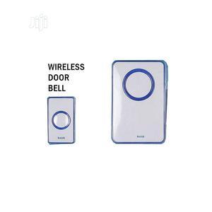 Wireless Doorbell Alarm Door Bell + Ringer + Receiver   Home Appliances for sale in Lagos State, Lagos Island (Eko)