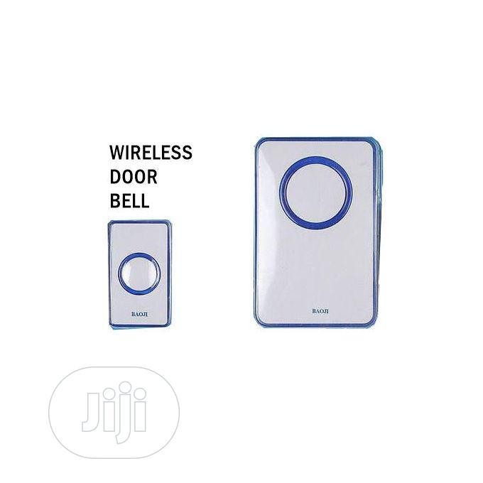 Archive: Wireless Doorbell Alarm Door Bell + Ringer + Receiver