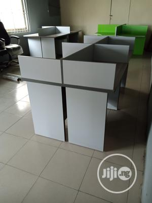 4-Man Workstation | Furniture for sale in Lagos State, Ikeja