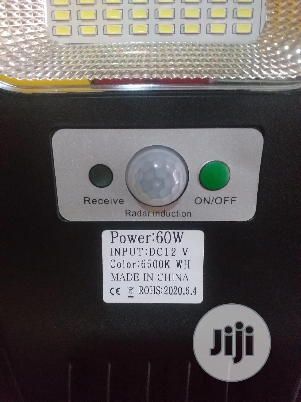 60w All In One Solar Street Light   Solar Energy for sale in Ojo, Lagos State, Nigeria