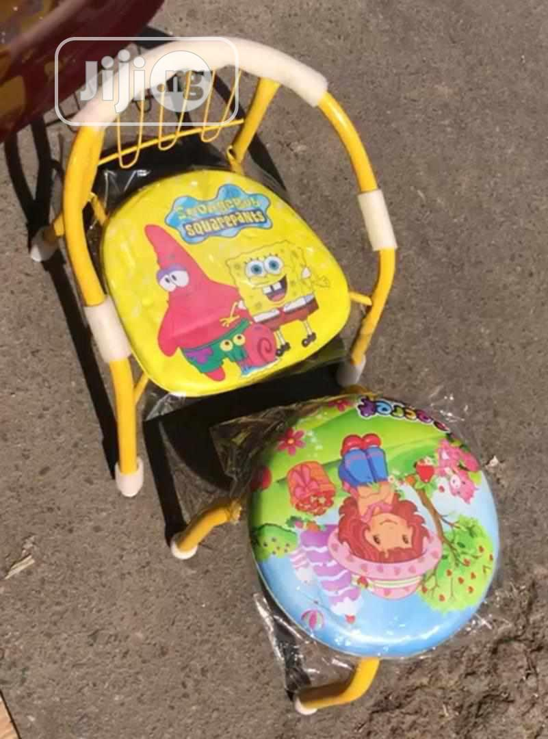 Charater Children Table And Chair | Children's Furniture for sale in Surulere, Lagos State, Nigeria