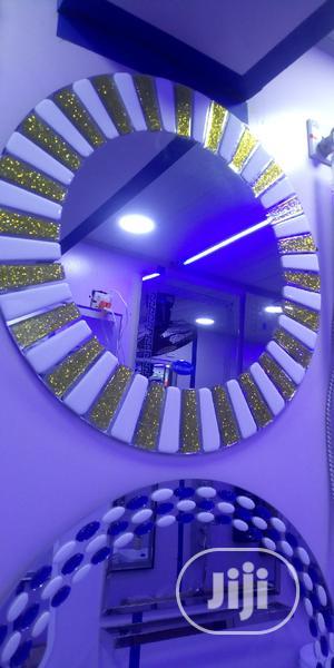 Original Design Mirror   Home Accessories for sale in Lagos State, Orile
