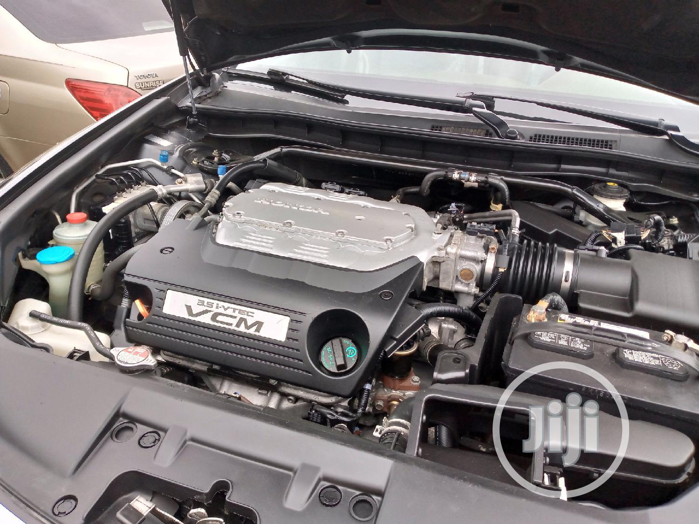 Honda Accord 2007 Black