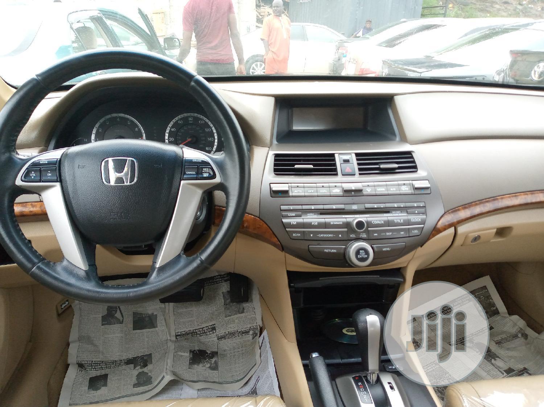 Honda Accord 2007 Black   Cars for sale in Apapa, Lagos State, Nigeria
