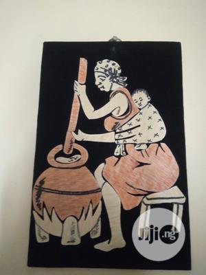 Handmade Artwork Of Hardworking African Mother | Arts & Crafts for sale in Lagos State, Ojodu