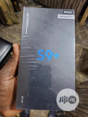 New Samsung Galaxy S9 Plus 64 GB Blue | Mobile Phones for sale in Abuja (FCT) State, Wuse 2