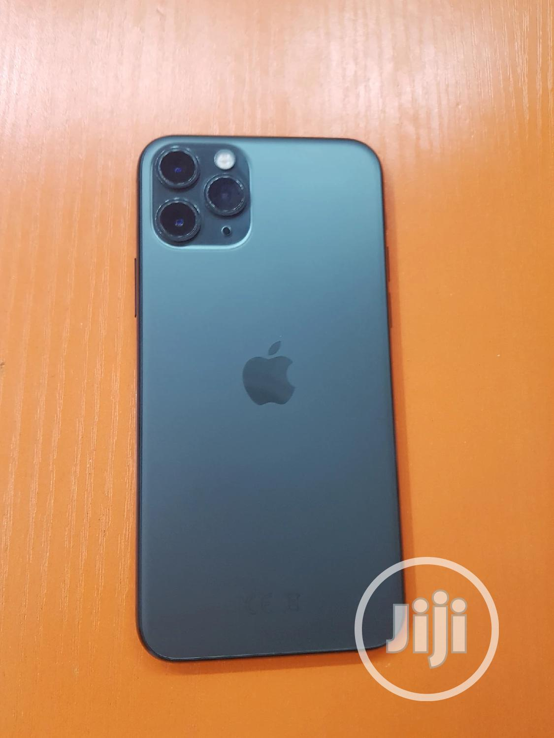Apple iPhone 11 Pro 64 GB Green | Mobile Phones for sale in Ikeja, Lagos State, Nigeria