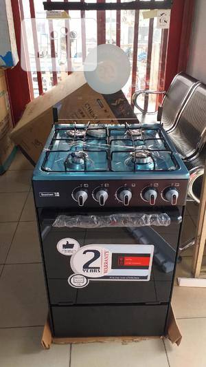 Gas Cooker SCANFROS Standing Gas Cooker   Kitchen Appliances for sale in Rivers State, Port-Harcourt