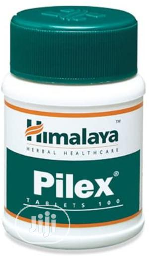 Himalaya Pilex 60 Tablets | Vitamins & Supplements for sale in Lagos State, Yaba