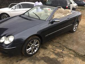 Mercedes-Benz CLK 2007 Black   Cars for sale in Rivers State, Port-Harcourt