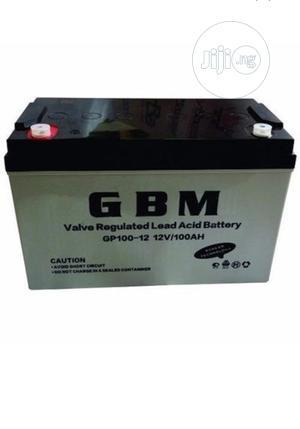 100ah 12V Gbm Battery | Solar Energy for sale in Lagos State, Alimosho