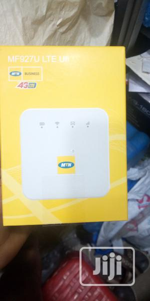 MTN 4g Mobile Wifi(Universal)   Networking Products for sale in Lagos State, Ikeja