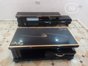 Quality Portable TV Stand And Center Table | Furniture for sale in Lagos State, Lekki