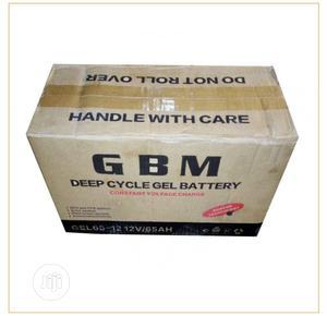 Gbm 12V 65ah Gbm Battery | Solar Energy for sale in Lagos State, Alimosho