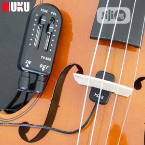 Hallmark Musik Wired Violin Pickup   Musical Instruments & Gear for sale in Lagos State, Ojo