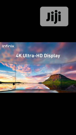 INFINIX 4k Ultra-Hd Disply | TV & DVD Equipment for sale in Lagos State, Alimosho