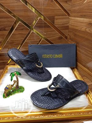 Quality Italian Roberto Cavalli Palm   Shoes for sale in Lagos State, Surulere