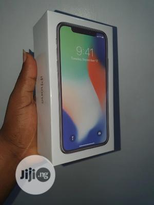 New Apple iPhone X 256 GB Silver   Mobile Phones for sale in Lagos State, Ikeja