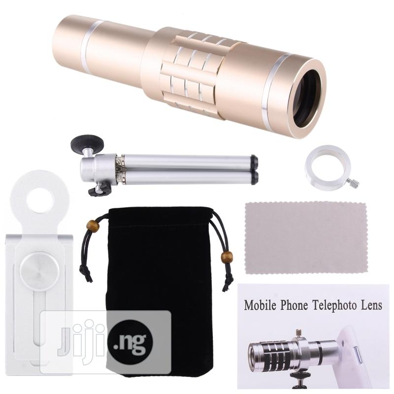 18X Optical Zoom Mobile Phone Telephoto Lens   Accessories for Mobile Phones & Tablets for sale in Ikeja, Lagos State, Nigeria