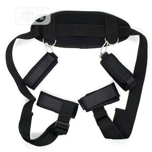 Bondage Set For Sex Wrists & Ankle Cuffs Adult Toys | Sexual Wellness for sale in Lagos State, Surulere