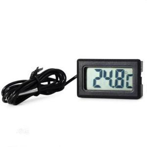 Aquarium/Fridge Digital Thermometer | Pet's Accessories for sale in Lagos State, Ojota