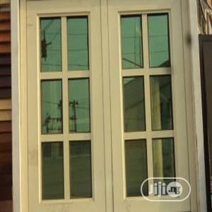 Casement Aluminum Windows With Burglary and Net | Building & Trades Services for sale in Lagos State, Agege