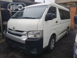 Toyota Hiace 2015 Mid Roof Normal Hand | Buses & Microbuses for sale in Lagos State, Amuwo-Odofin