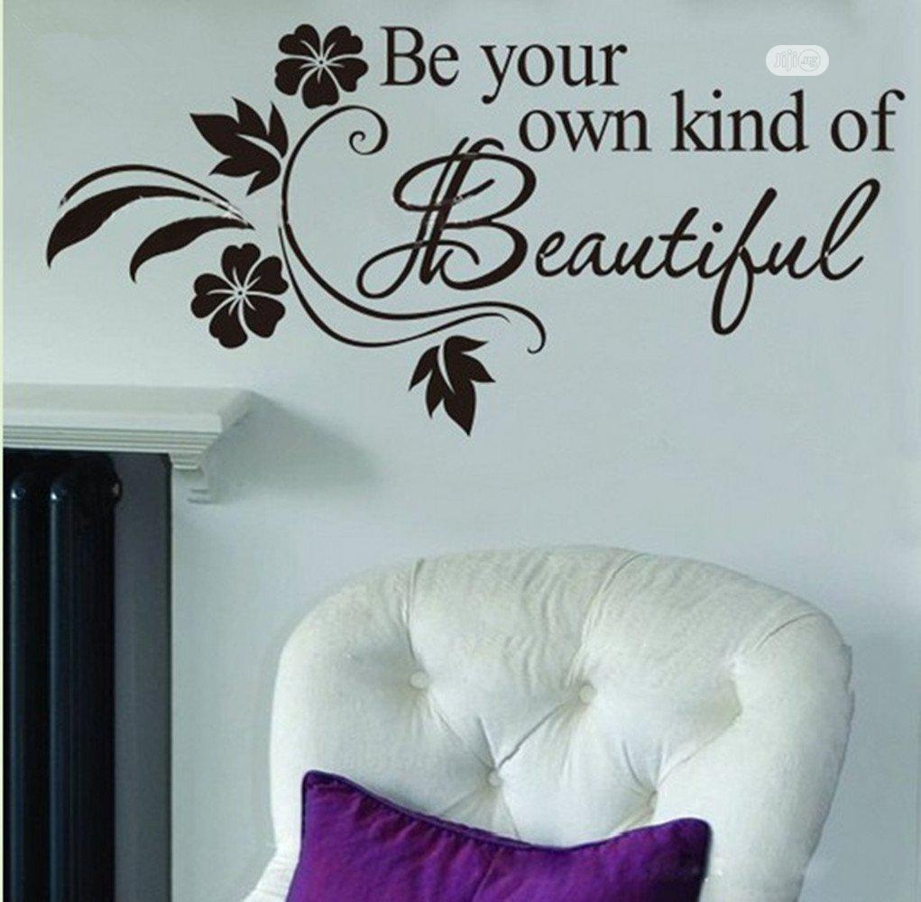 Archive: Words Wall Stickers