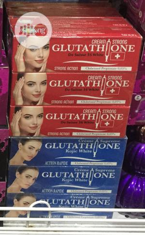 Glutathione Injection Tube Cream   Skin Care for sale in Lagos State, Ikorodu