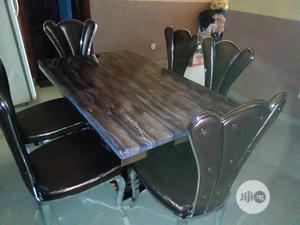 Good Quality Dining Table 6 Seaters | Furniture for sale in Lagos State, Ojo