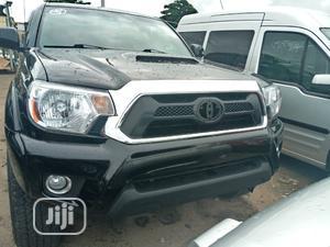 Toyota Tacoma 2012 Access Cab V6 Automatic Black   Cars for sale in Lagos State, Amuwo-Odofin