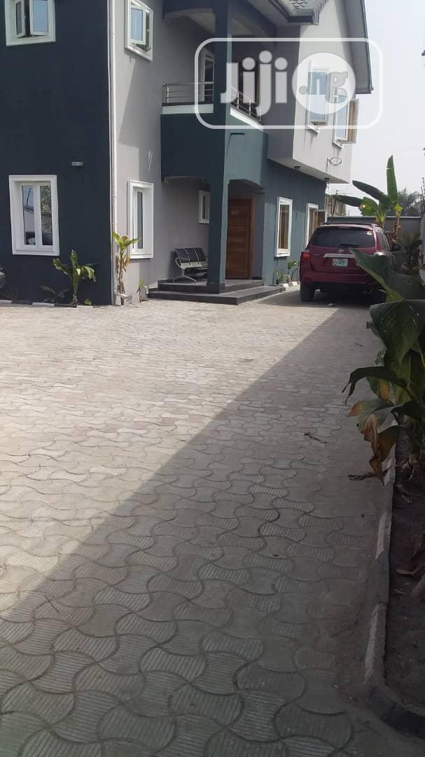 Fully Detached 4 Bedroom Duplex and a Studio Luxury Finish