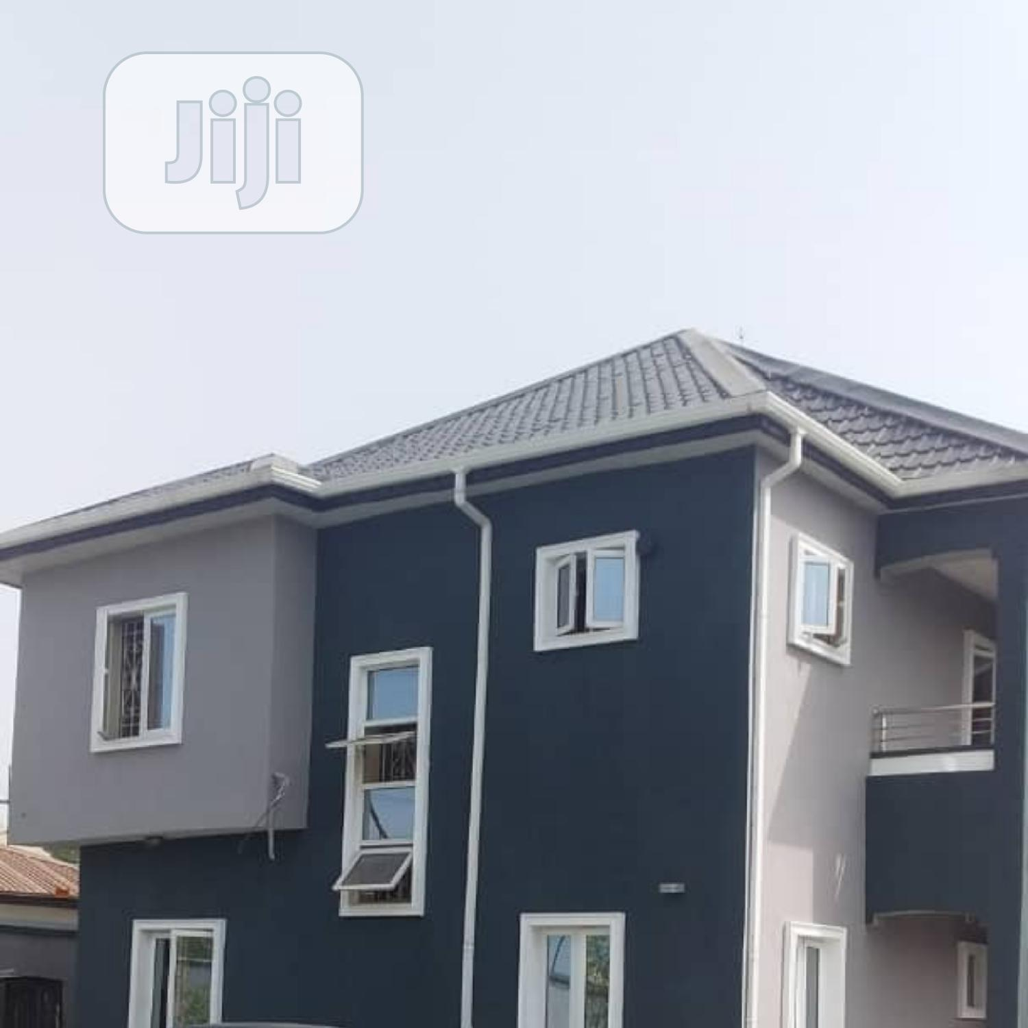Fully Detached 4 Bedroom Duplex and a Studio Luxury Finish | Houses & Apartments For Sale for sale in Ajah, Lagos State, Nigeria