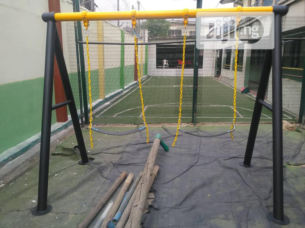 Playground Swing Now Available