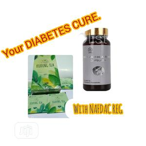 NORLAND Hypoglycemic Capsule And Kuding Tea; Diabetes Cure!   Vitamins & Supplements for sale in Lagos State, Ajah