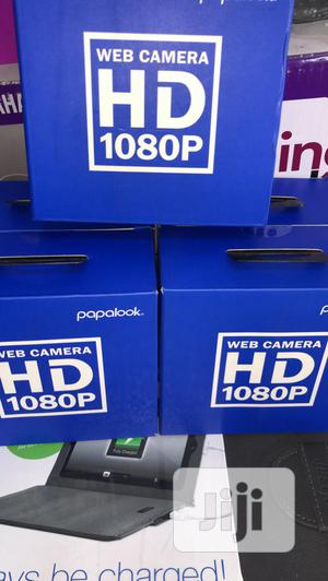 Papalook Web Camera Hd 1080p. | Photo & Video Cameras for sale in Lagos State, Ikeja