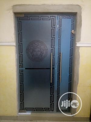 Frameless Glass Door   Doors for sale in Rivers State, Obio-Akpor
