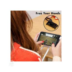 Neck Lazy Phone Holder Lazy Neck Phone Bracket Phone Stand   Accessories for Mobile Phones & Tablets for sale in Lagos State, Ikeja