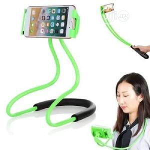 Neck Phone Holder Lazy Phone Holder Phone Stand Phonebracket   Accessories for Mobile Phones & Tablets for sale in Lagos State, Ikeja