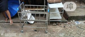 Stainless Steel Hospital Baby Cot   Medical Supplies & Equipment for sale in Lagos State, Gbagada