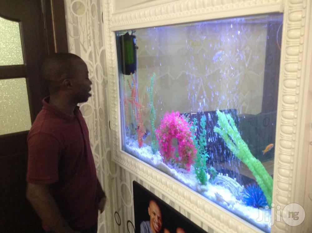 Archive: Aquarium In Wall