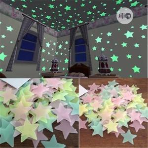 100 Pieces Glow Star Stickers | Home Accessories for sale in Kaduna State, Kaduna / Kaduna State