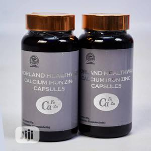 Calcium Iron Zinc for Arthritis (Permanent Relieve and Cure)   Vitamins & Supplements for sale in Lagos State, Lagos Island (Eko)
