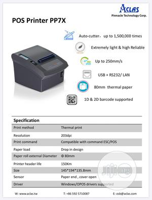 Original 80MM Thermal RECEIPT Printer | Printers & Scanners for sale in Lagos State, Ikeja