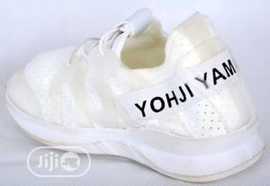 Children White Canvas   Children's Shoes for sale in Abuja (FCT) State, Gwarinpa