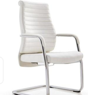 White Visitors Chair | Furniture for sale in Lagos State, Victoria Island