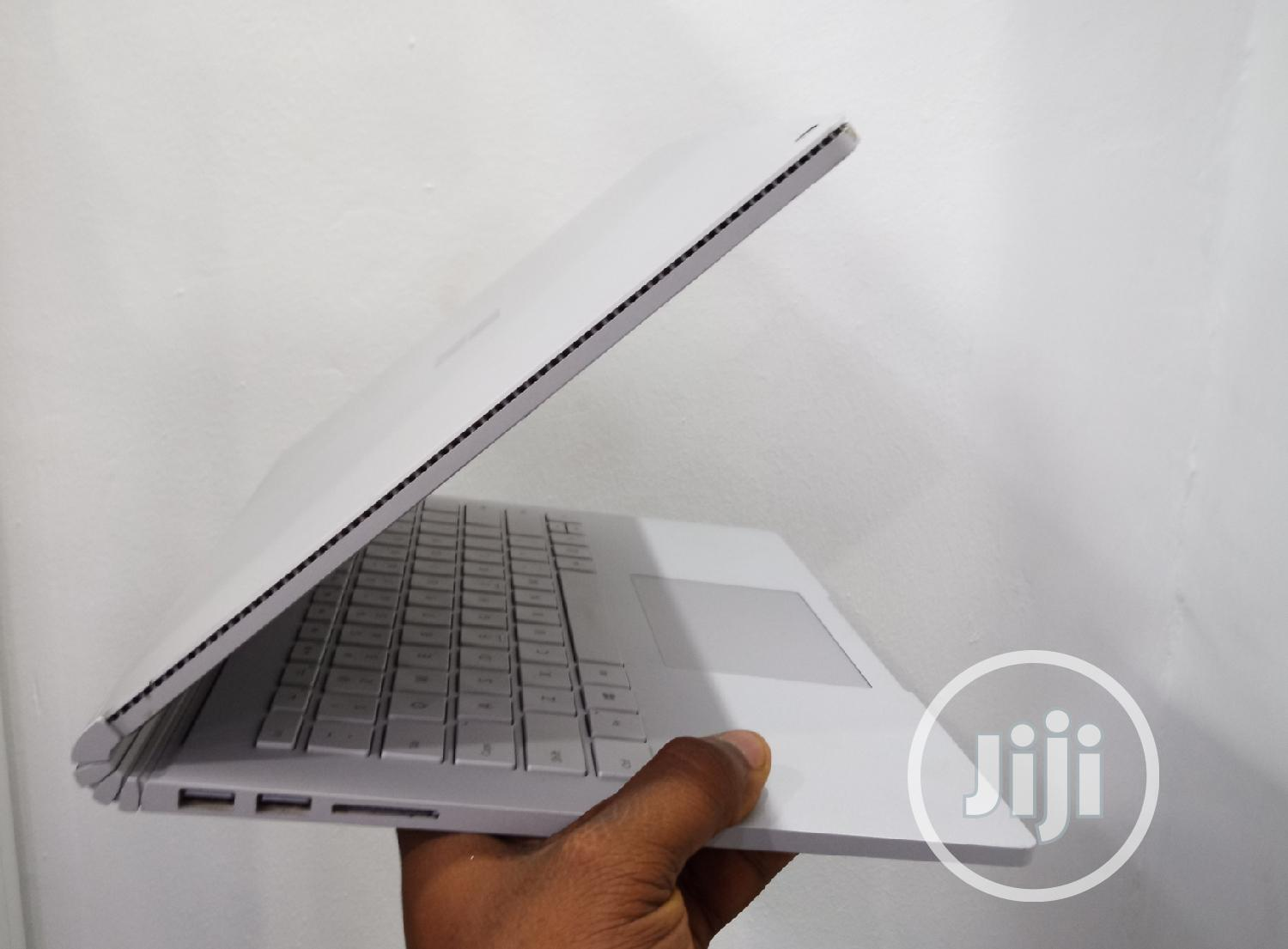 Laptop Microsoft Surface Pro 16GB Intel Core I7 SSD 512GB   Laptops & Computers for sale in Ikeja, Lagos State, Nigeria
