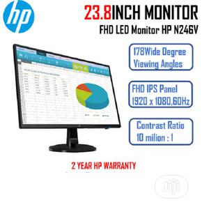 """HP 23.8"""" Inch HDMI & VGA Monitor 