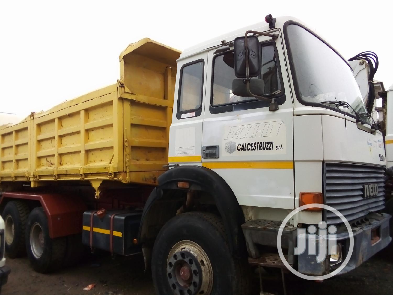 Iveco Tipper | Trucks & Trailers for sale in Amuwo-Odofin, Lagos State, Nigeria
